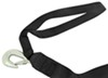 "BoatBuckle PWC Winch Strap with Hook and Soft Tie - Tail End - 2"" x 15' - 3,500 lbs 15 Feet Long IMF14215"