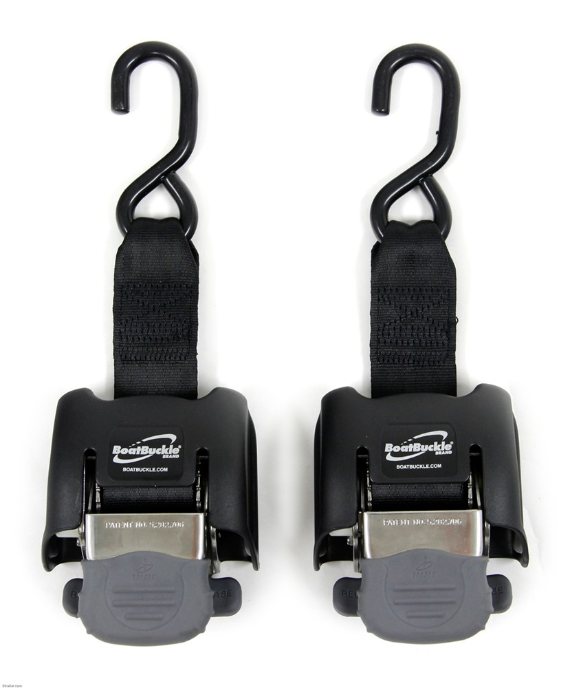 BoatBuckle Transom Strap Boat Tie Downs - IMF14256