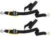 boatbuckle boat tie downs 6 - 10 feet long pro series kwik-lok transom tie-down straps 2 inch x 6' 400 lbs qty