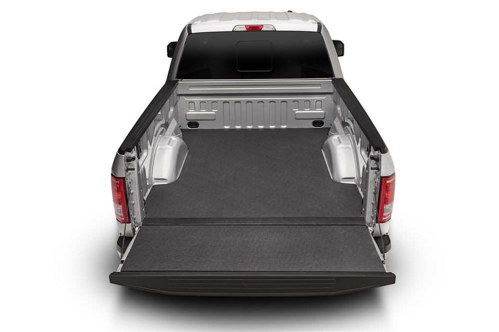 BedTred Impact Truck Bed Mat - Trucks w/ Bare Beds or Spray-In Liners - Thermoplastic 3/4 Inch Thick IMQ15SBS