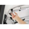 0  fishing rod holders inno vehicle carriers carrier - ceiling mount clamp style 5 rods
