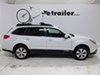 Roof Bike Racks INA391 - Aluminum - Inno on 2012 Subaru Outback Wagon