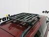 "Inno Roof Deck Platform Rack for Crossbars - Aluminum - 39-1/2"" x 43-1/4"" - 165 lbs Black INA510 on 2019 Toyota Sienna"