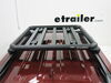 Roof Basket INA510 - Short Length - Inno on 2019 Toyota Sienna