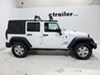 Inno Board Locker Surfboard Carrier - Locking - Clamp On - 3 Shortboards or 2 Longboards No Load Assist INA744 on 2015 Jeep Wrangler Unlimited