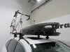 Inno Shadow 15 Rooftop Cargo Box - 11 cu ft - Gloss Black Low Profile INBRA1150BK