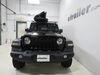 Inno Roof Box - INBRA1210BK on 2020 Jeep Wrangler Unlimited