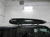 INBRA1210BK - Large Capacity Inno Roof Box on 2020 Jeep Wrangler Unlimited