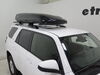 INBRA1210BK - Medium Profile Inno Roof Box on 2021 Toyota 4Runner