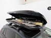 0  roof box inno aero bars factory square round elliptical low profile on a vehicle
