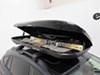 Inno Wedge 660 Rooftop Cargo Box - 11 cu ft - Gloss Black Dual Side Access INBRM660BK