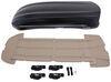 Inno Wedge Plus Rooftop Cargo Box - 13 cu ft - Matte Black Medium Profile INBRM864MBK