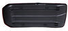 Inno Wedge Plus Rooftop Cargo Box - 13 cu ft - Gloss Red Long Length INBRM864RE