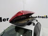 Inno Wedge Plus Rooftop Cargo Box - 13 cu ft - Gloss Red Medium Capacity INBRM864RE