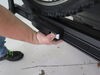 """Inno Tire Hold 1 Bike Platform Rack - 1-1/4"""" and 2"""" Hitches - Tilting Bike and Hitch Lock INH110"""