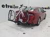 INH110 - Bike and Hitch Lock Inno Platform Rack on 2018 Hyundai Sonata