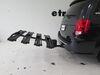 "Inno Tire Hold 4 Bike Platform Rack - 2"" Hitches - Tilting 4 Bikes INH142"