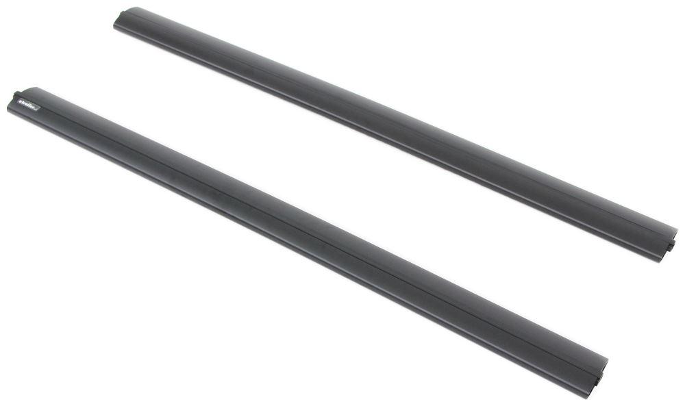 """Inno Aero Crossbars - Aluminum - Black - 45"""" Long - Qty 2 Non-Locking INXB115-2"""
