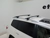 Inno Black Roof Rack - INXB145-2 on 2010 Toyota Highlander