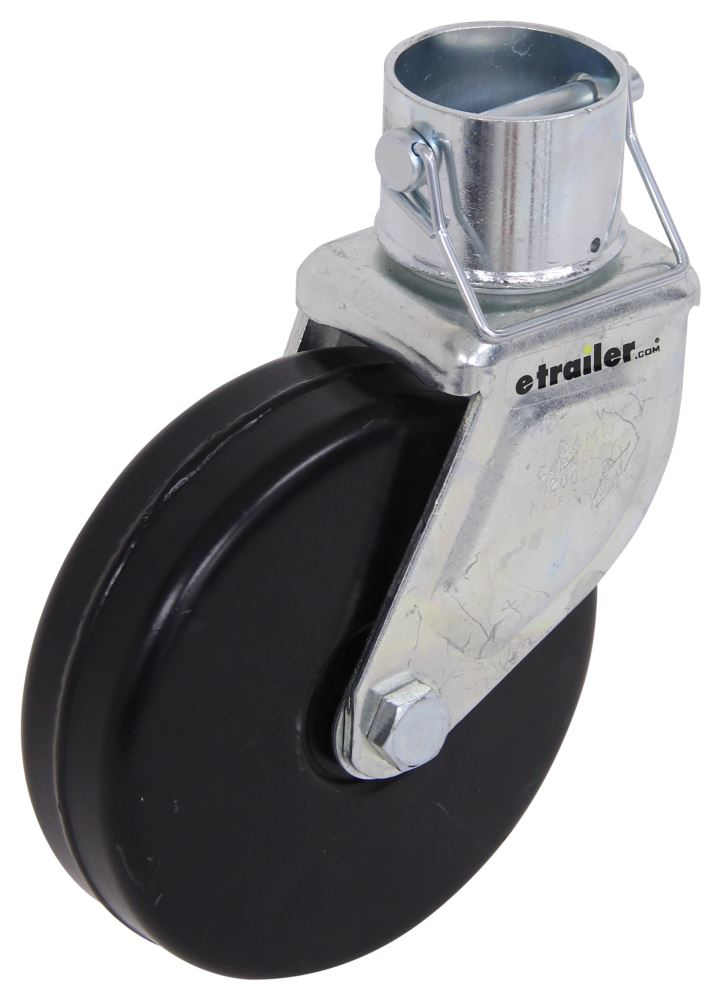 JC-102 - Wheel w Caster Assembly etrailer Trailer Jack,Camper Jacks