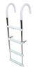 jif marine boat ladders gunwale hook ladder 47 inch tall jif53fr