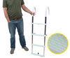 jif marine boat ladders gunwale hook ladder 4 steps