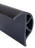 jif marine dock edging p shape profile - p-shape 10' long x 3-5/8 inch tall 2-3/8 thick