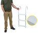 Gunwale Hook Ladder