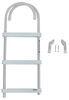 JIF93FR - Aluminum Jif Marine Boat Ladders