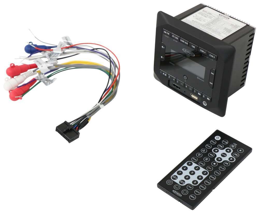 Jensen Multimedia System RV Stereos - JWM20