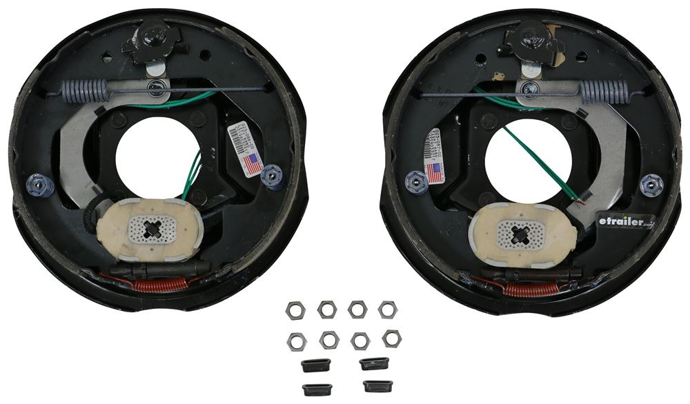 Dexter Axle 10 x 2-1/4 Inch Drum Trailer Brakes - K23-086-087-00