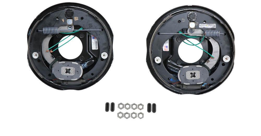 K23-472-473-00 - 10 x 1-1/2 Inch Drum Dexter Axle Electric Drum Brakes