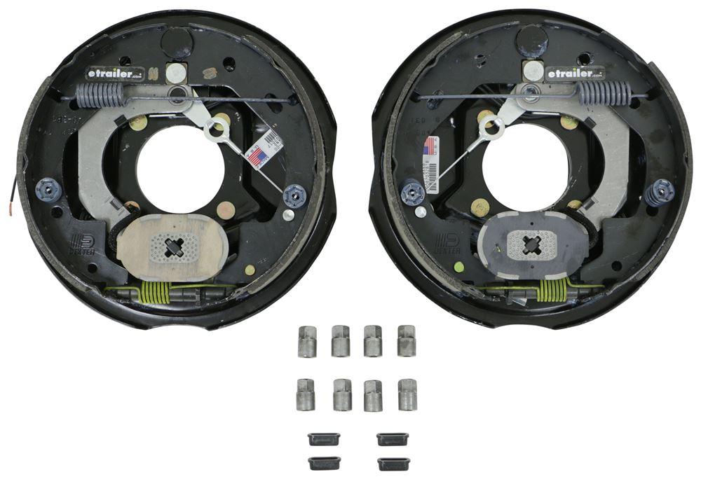 Dexter Axle 10 x 2-1/4 Inch Drum Trailer Brakes - K23-478-479