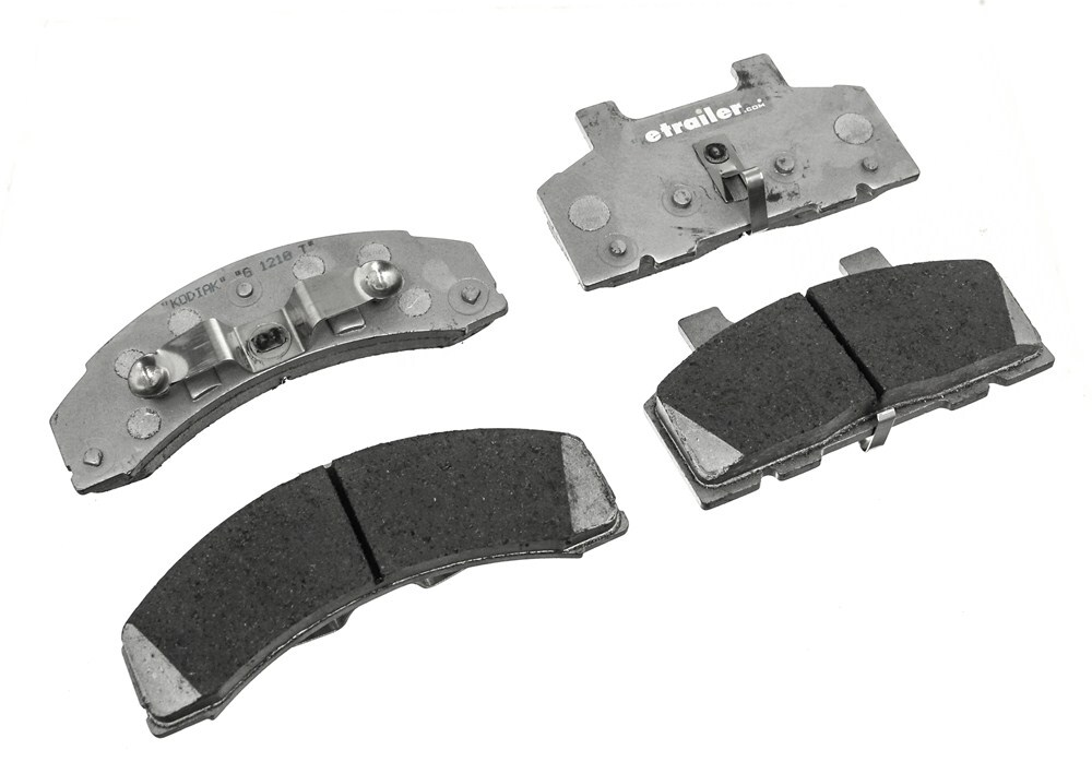 Accessories and Parts K250CP-SS - Disc Brakes - Kodiak