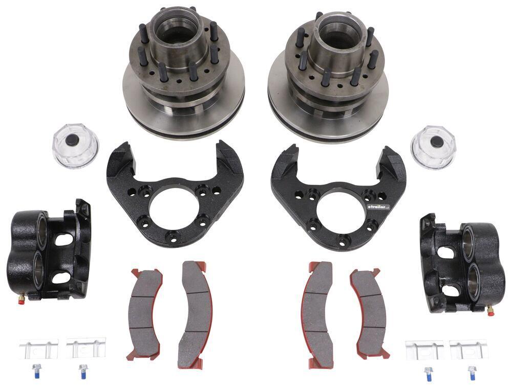 Kodiak Trailer Brakes - K2HR12A11-120DW
