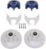 kodiak trailer brakes brake set hub and rotor