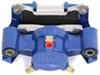 kodiak trailer brakes disc 3500 lbs axle brake kit - 10 inch hub/rotor 5 on 4-1/2 dacromet and kodaguard 3 500