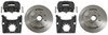 Trailer Brakes K2HR712 - Hub and Rotor - Kodiak