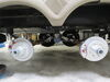"Kodiak Disc Brake Kit - 13"" Hub/Rotor - 8 on 6-1/2 - Dacromet - 7,000 lbs Brake Set K2HR712D on 2019 Keystone Montana Fifth Wheel"
