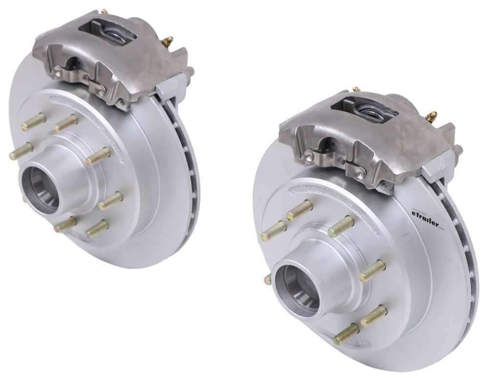 K2HR712DS - Hub and Rotor Kodiak Disc Brakes