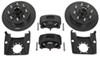 K2HR712E - Hub and Rotor Kodiak Trailer Brakes