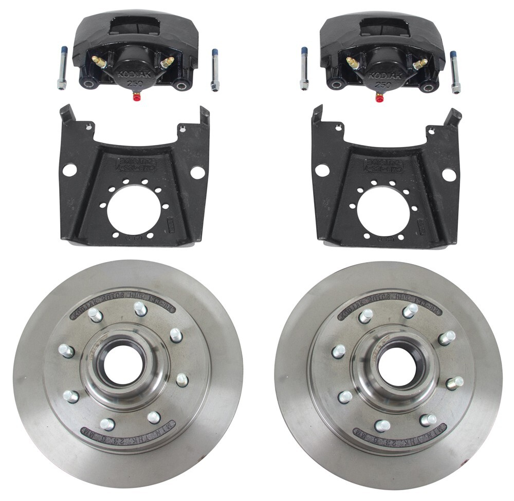 K2HR79 - Hub and Rotor Kodiak Trailer Brakes