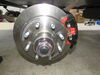 "Kodiak Disc Brake Kit - 13"" Hub/Rotor - 8 on 6-1/2 - Raw Finish - 8,000-lb Dexter Hub and Rotor K2HR89D"