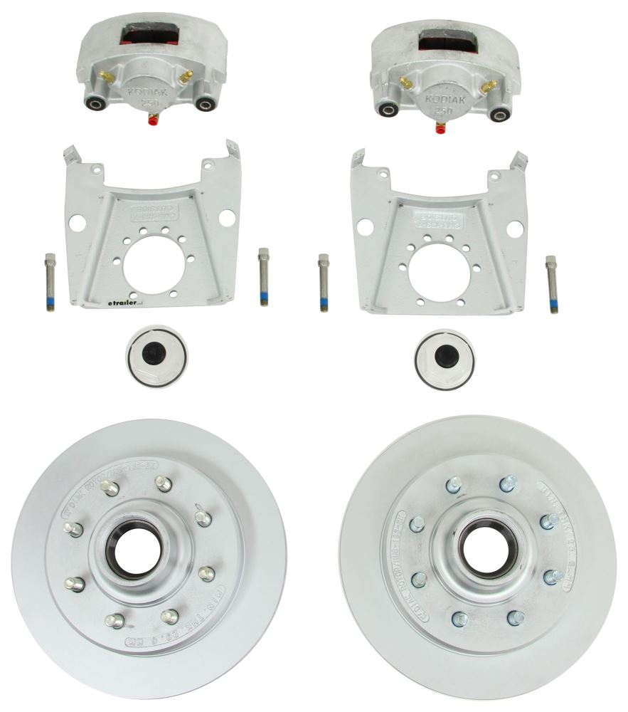 K2HRCM1337-9DAC - 16 Inch Wheel,16-1/2 Inch Wheel,17 Inch Wheel,17-1/2 Inch Wheel Kodiak Trailer Brakes
