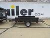 0  trailers detail k2 utility tilt bed frame mighty multi a-frame trailer - 7-1/2' long 1 640 lbs