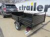 0  trailers detail k2 tilt bed frame 4w x 7l foot k2mmt5x7