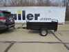 0  trailers detail k2 utility 4w x 7l foot mighty multi a-frame trailer - 7-1/2' long 1 640 lbs