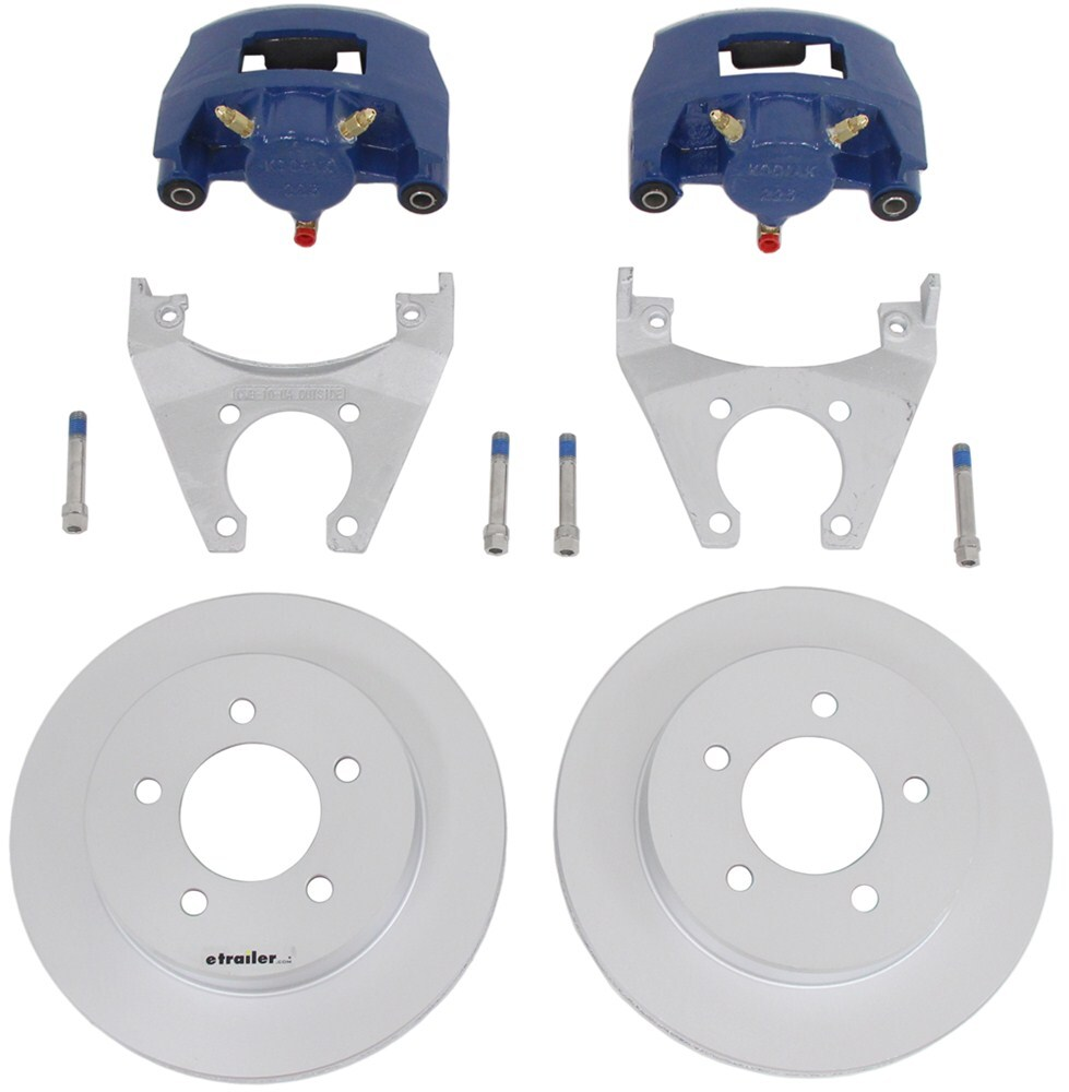 K2R35DKG - Brake Set Kodiak Trailer Brakes