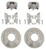 "Kodiak Disc Brake Kit - 13"" Rotor - 8 on 6-1/2 - Stainless Steel - 1/2"" Bolts - 7,000 lbs Brake Set K2R712S"