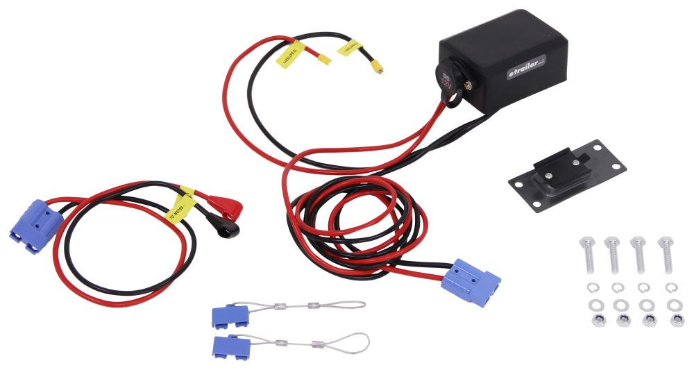 Replacement Winch Control Box for Detail K2 Snowplows Winch Parts K2WCB